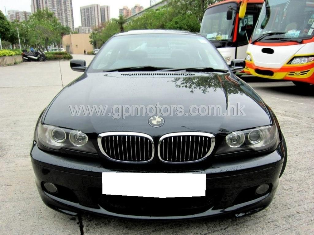 BMW  330CI M Package