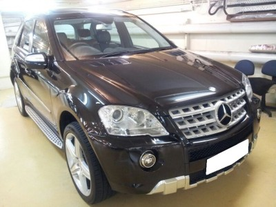 Mercedes-Benz ML350 AMG