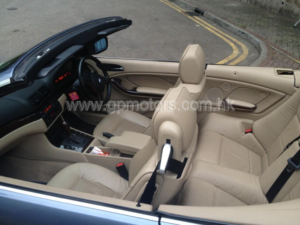 BMW  330CI Cabrio