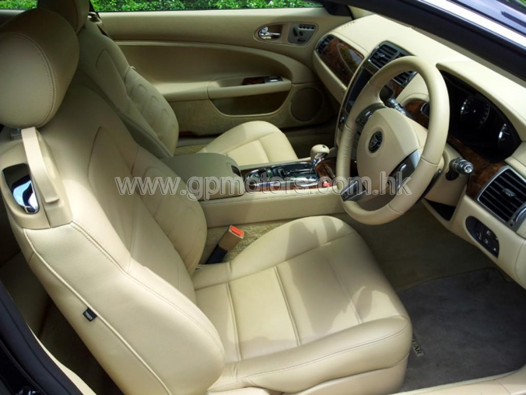 Jaguar XKR 4.2 S/C