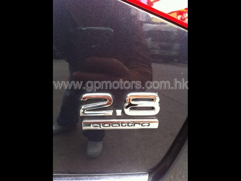 Audi A6 2.8 Quattro