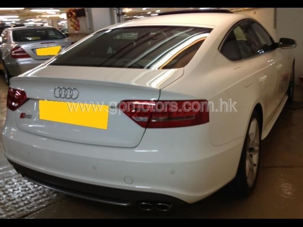 Audi S5 Sportback V6