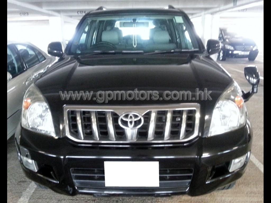 Toyota Prado TX Limited