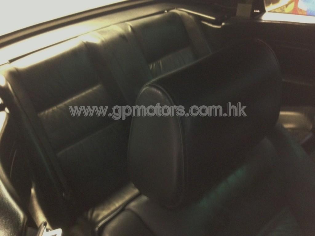 BMW  325i (E30)