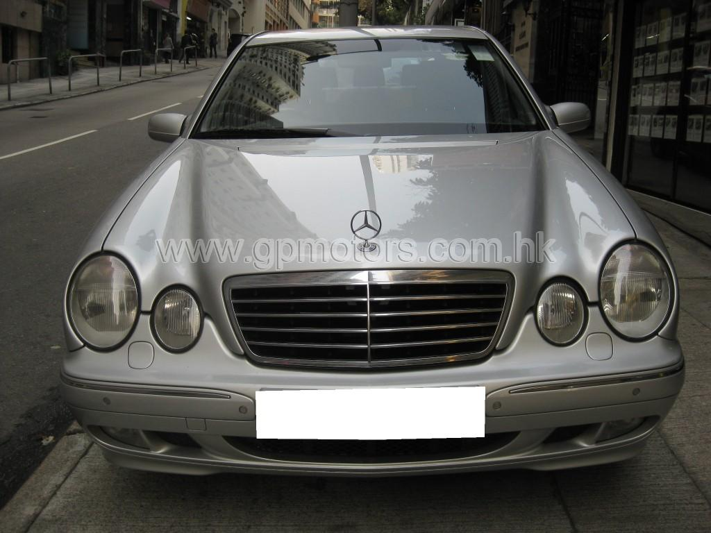 Mercedes-Benz E280 XL Limousine