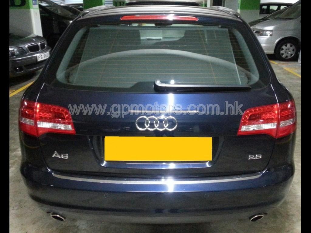 Audi A6 Avant 2.8T
