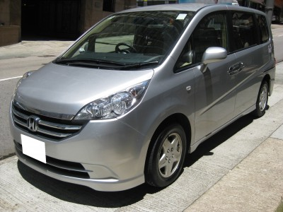 Honda Stepwagon 2.0