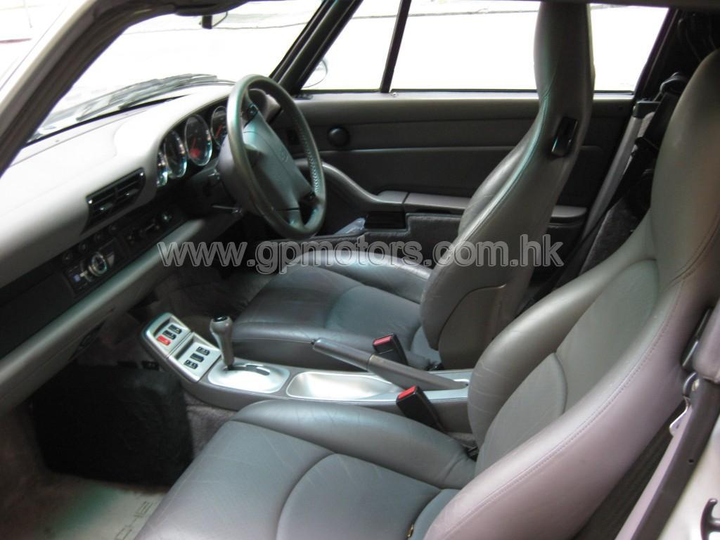 Porsche 993 Cab