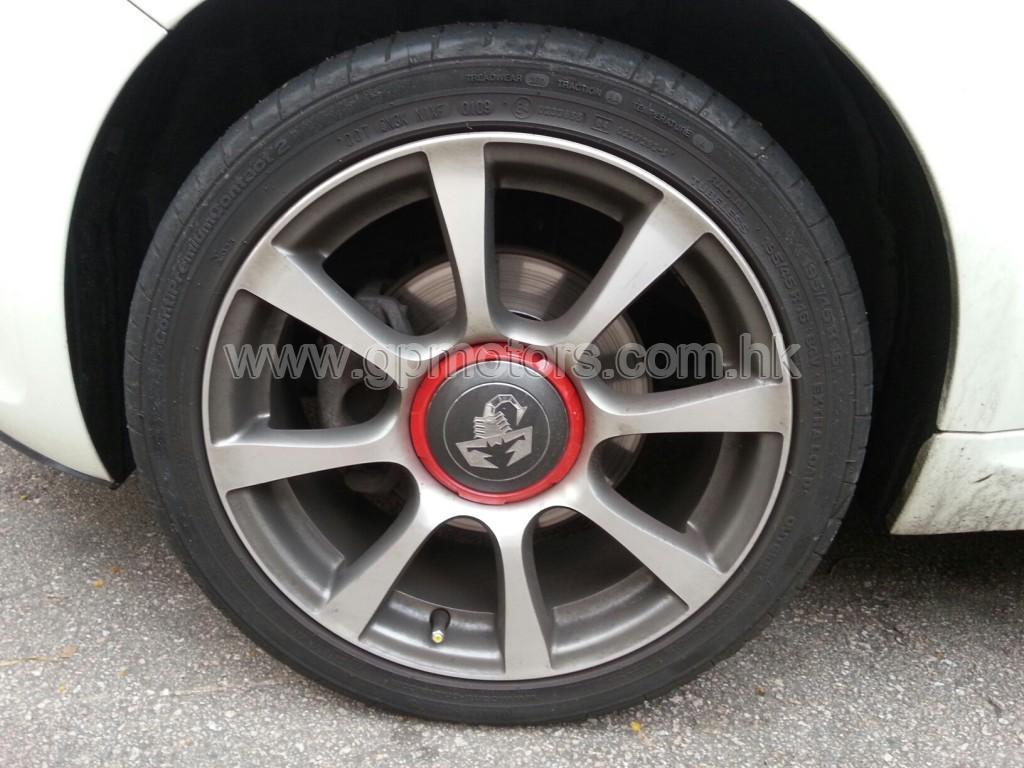 Fiat 500 Selespeed 1.4