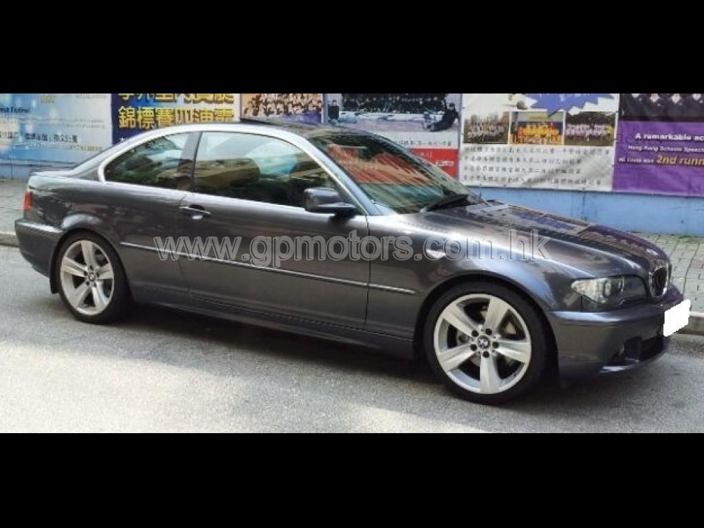 BMW  325CI