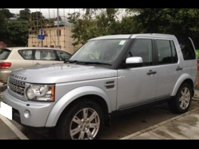 Land Rover Range Rover Discovery 4 Diesel