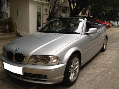 BMW  330CI Convertible