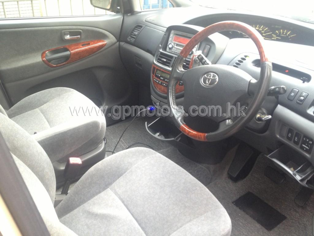 Toyota Previa 2.4 Deluxe