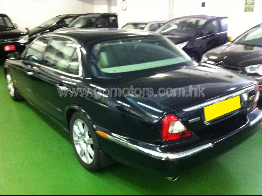 Jaguar XJ8 Executive LWB