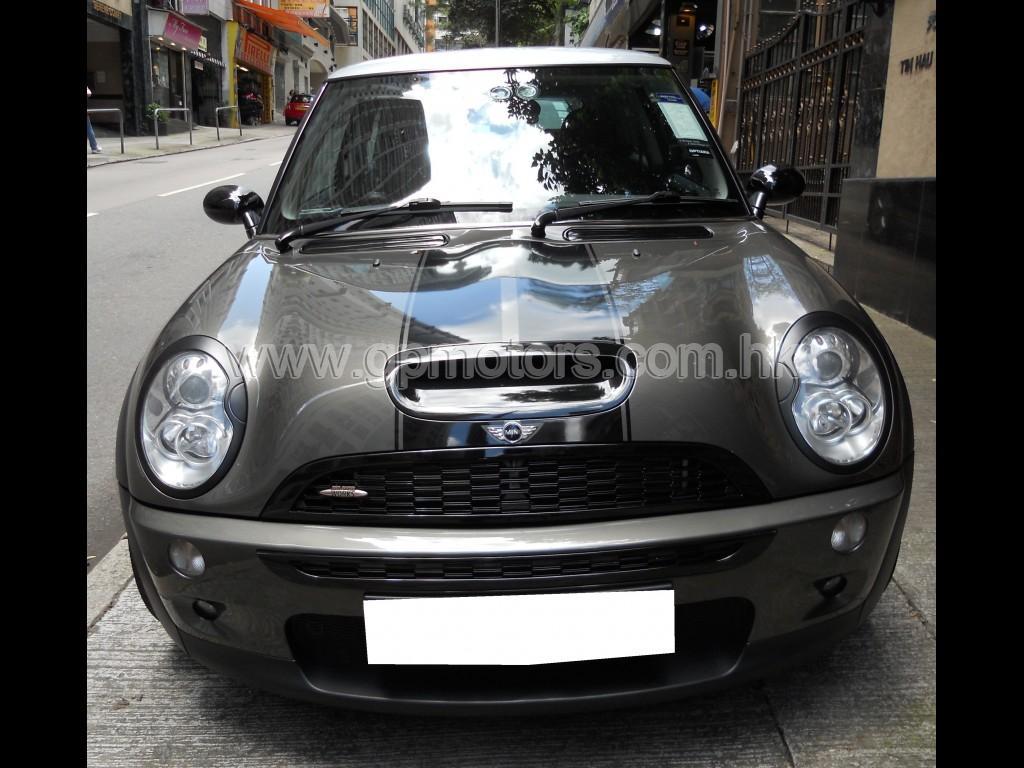 Mini Cooper S Park Lane