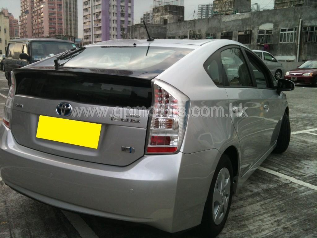 Toyota Prius Hybrid Deluxe