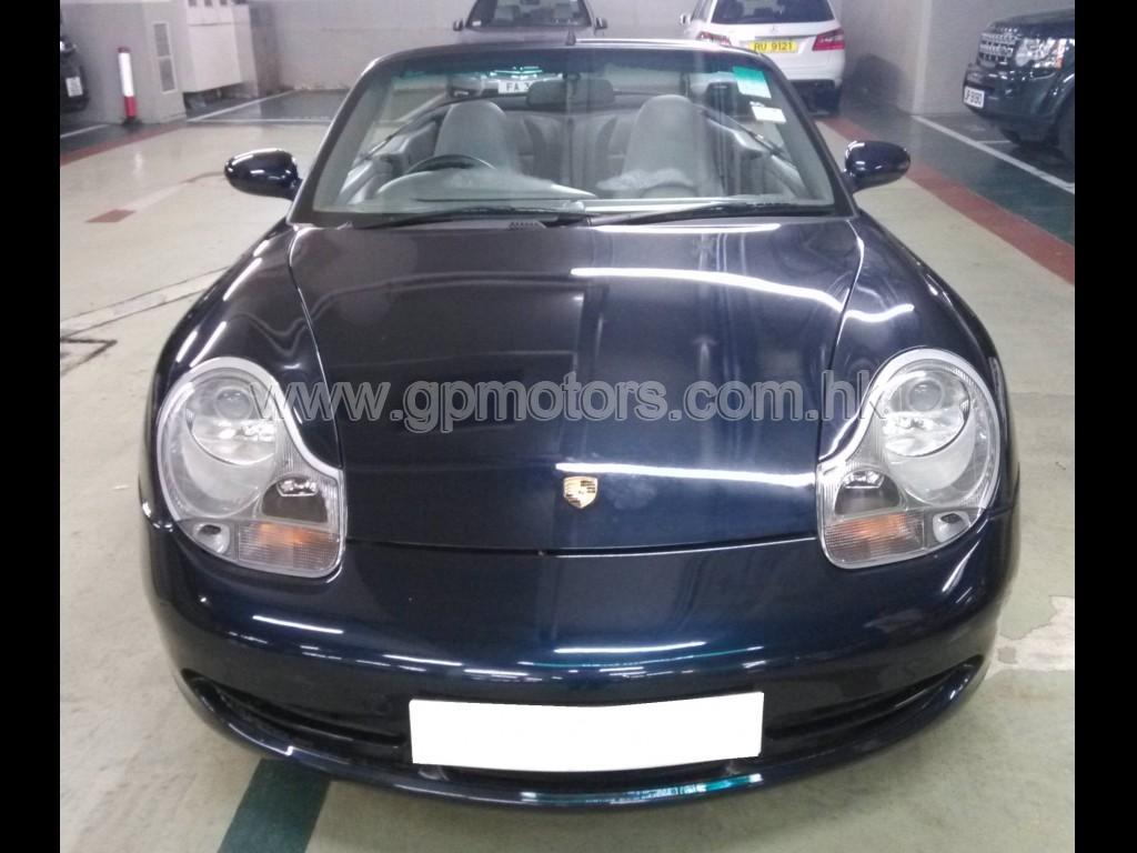 Porsche 996 C4 Cab