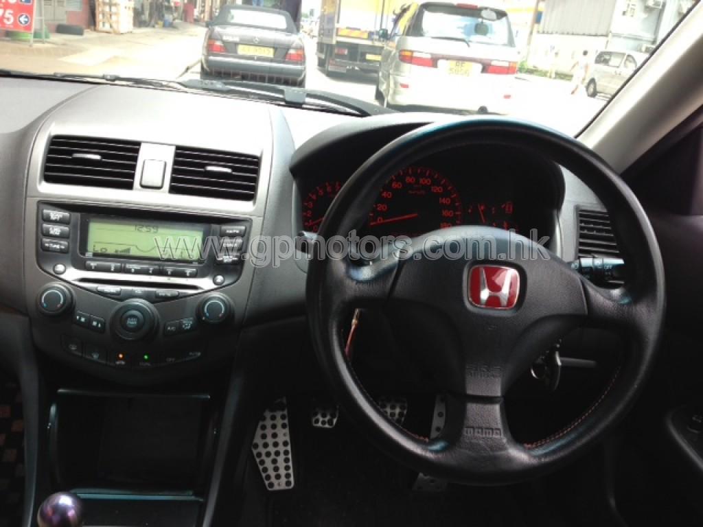 Honda CL7 Euro 3