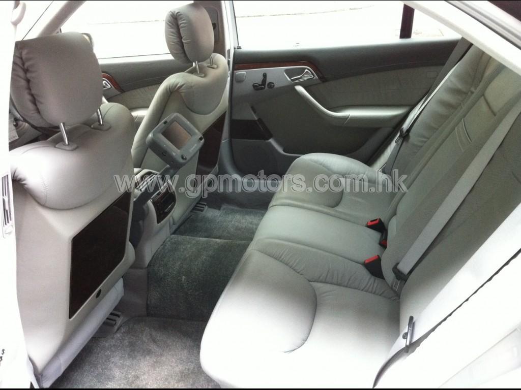 Mercedes-Benz S600L