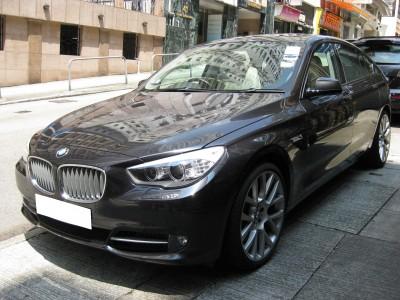 BMW  550IA GT