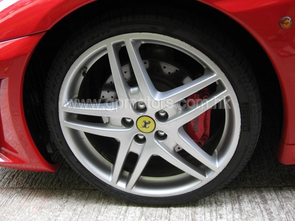 Ferrari  F430 Spyder