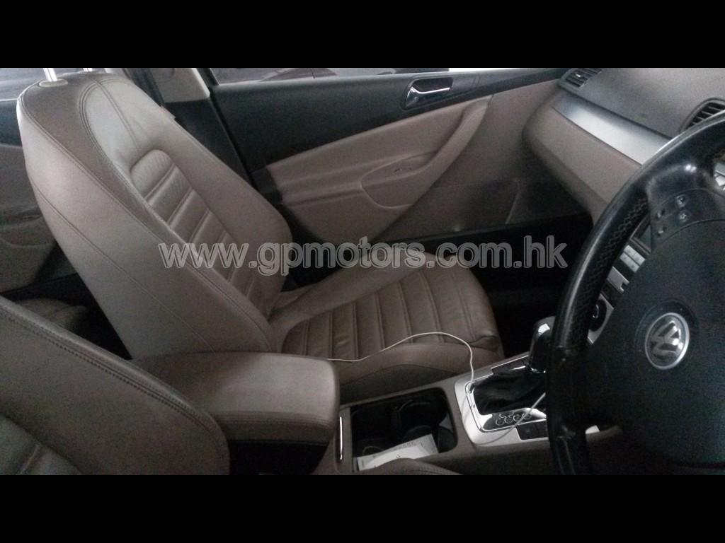 Volkswagen Passat 3.6 V6 Motion