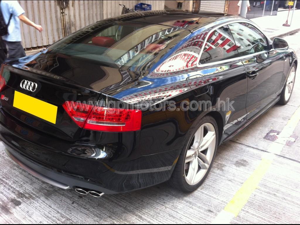 Audi S5 4.2 Quattro