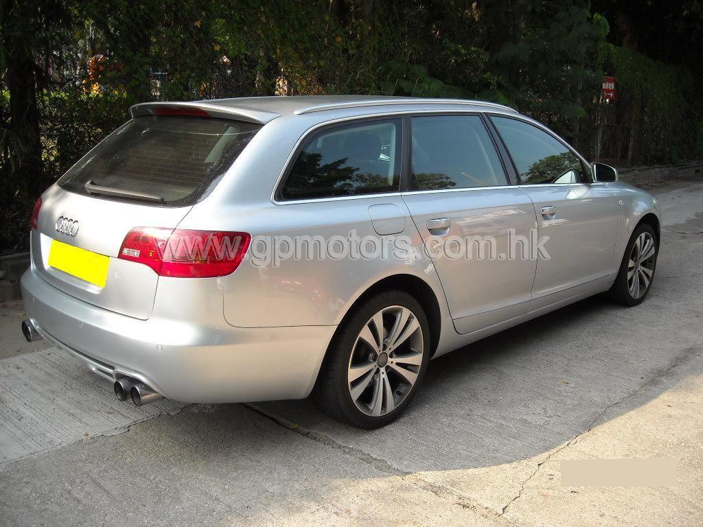 Audi A6 Avant 2.8 Multitc