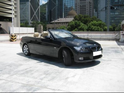 BMW  325 Twin Top Convertible