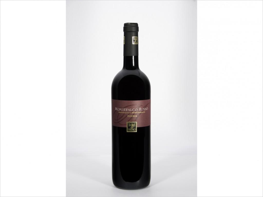 Montefalco Rosso (Riserva) 蒙第花羅 羅索 (珍藏版) DOC