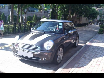 Mini Cooper Park Lane