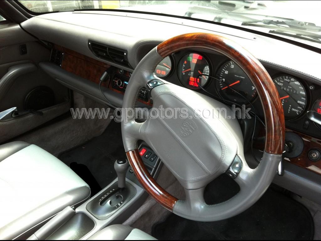Porsche 993 Convertible
