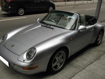 Porsche 993 Conv.