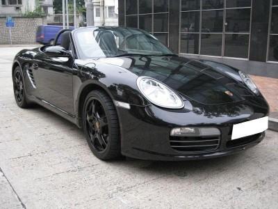 Porsche Boxster S Convertible