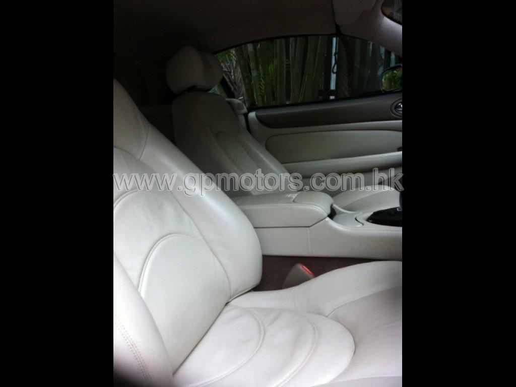 Jaguar XKR 4.2