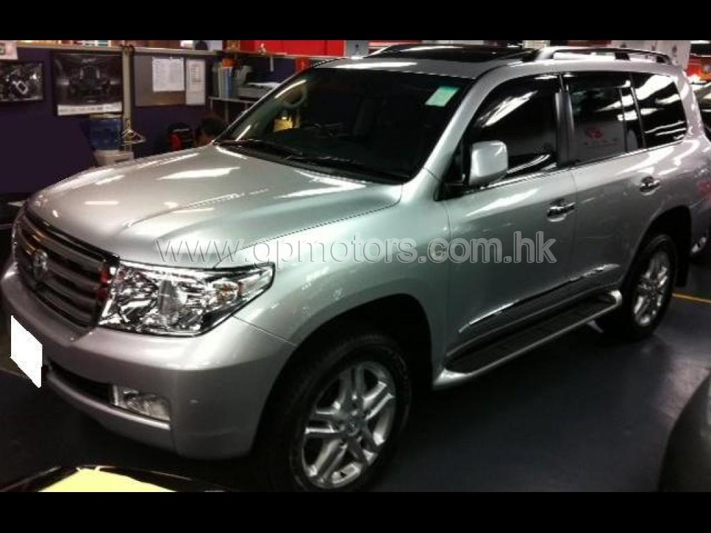 Toyota Land Cruiser ZX