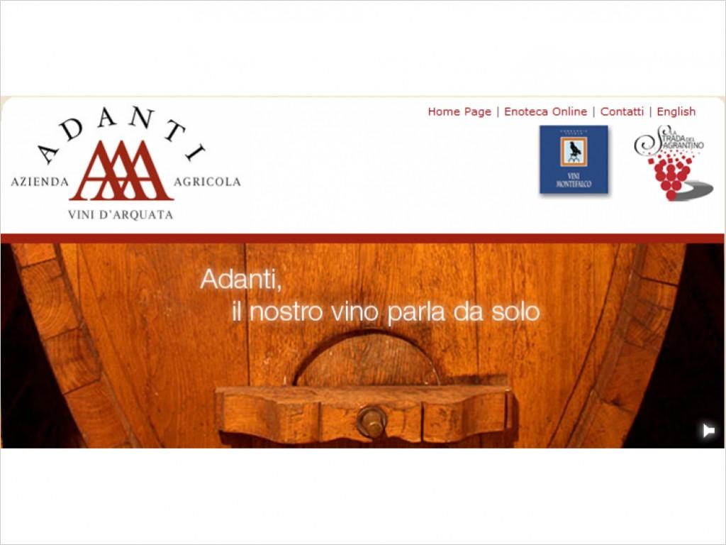 Adanti - Montefalco Sagrantino DOCG (蒙第花羅 桑嬌添勞)