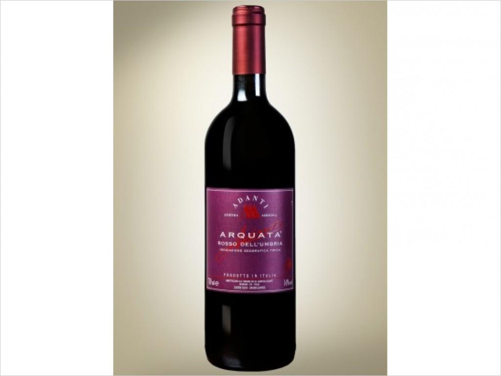 Rosso Umbria Arquatta IGT (羅索 翁布里亞 亞橋卡答)