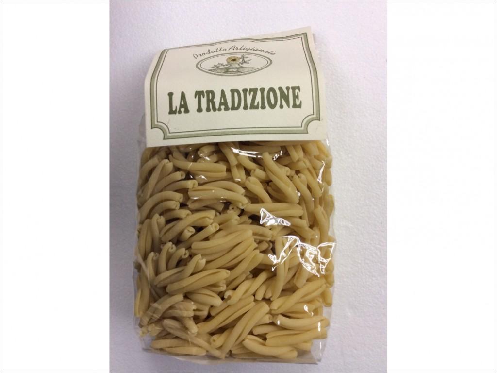 Strozzapreti Pasta 自家手製通心粉