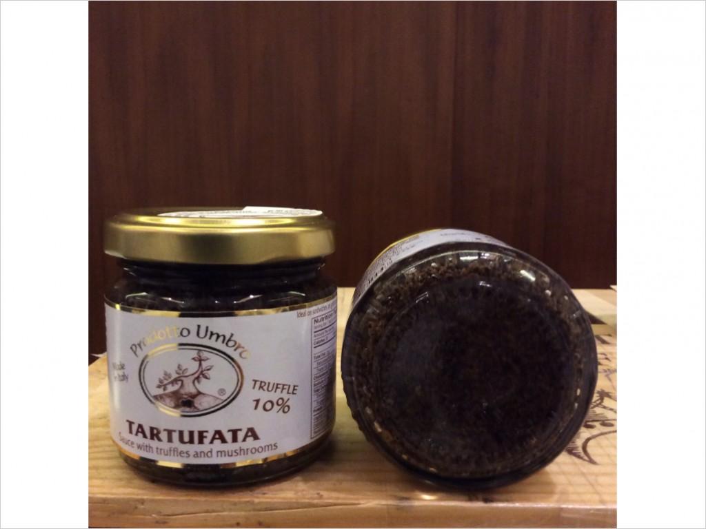 極品10 o/o黑松露醬 (Summer Black Truffle 10 o/o sauce)