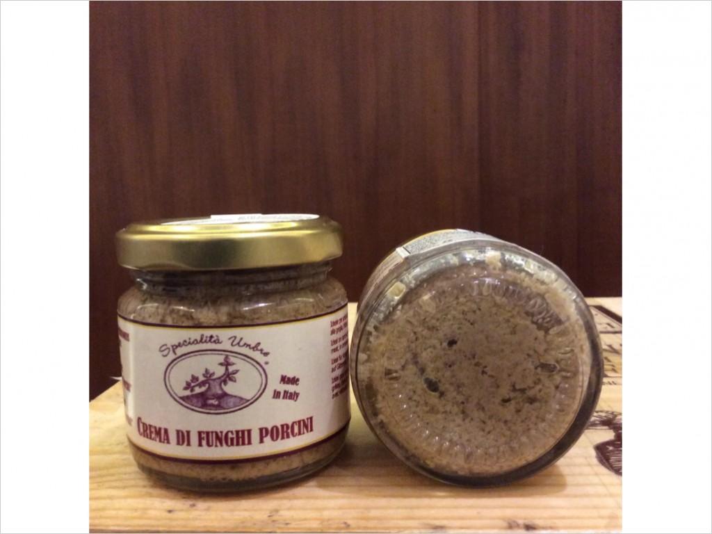極品牛肝菌醬(素食)Cream Di Funghi Porcini