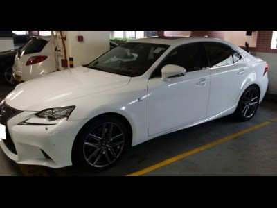 Lexus IS 350F Sport