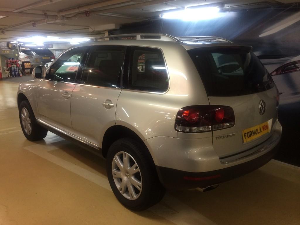 Volkswagen Touareg 3.6 Premium Edition