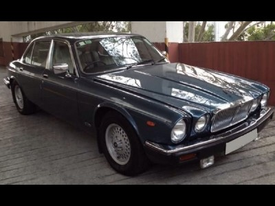 Jaguar XJ 12 Soverign(1414)