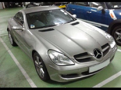 Mercedes-Benz SLK200(1457)