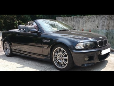 BMW  M3 CONVERTIBLE SMG(1463)