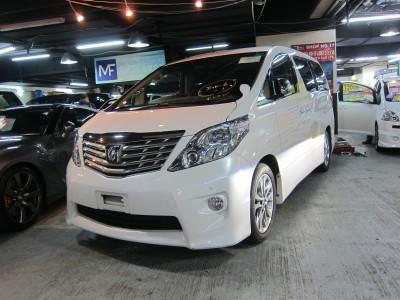 Toyota Alphard 350S-Premium