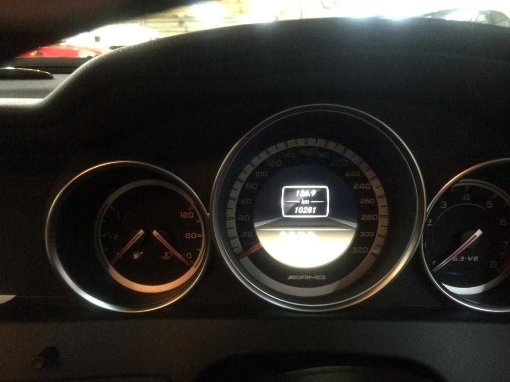 Mercedes-Benz C63 AMG Estate Facelift