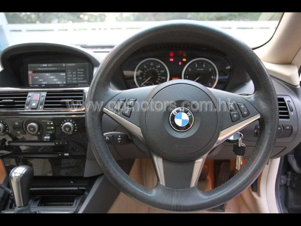 BMW  645I
