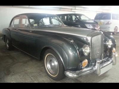 Bentley Continental S-1 (987)